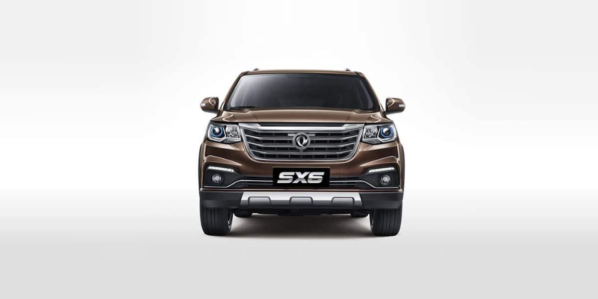 Dongfeng SX-6 2.0 MT